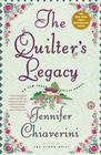 more information about The Quilter's Legacy: An Elm Creek Quilts Novel - eBook