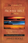 more information about Complete Personalized Promise Bible for Men: Every Single Promise in the Bible Personalized Just for You In Topical Format Especially for Men - eBook