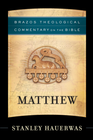 more information about Matthew (Brazos Theological Commentary) -eBook