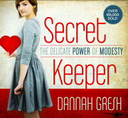 Secret Keeper: The Delicate Power of Modesty - eBook