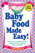 Baby Food Made Easy (2 Chapters)