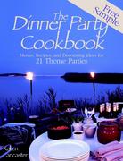 Dinner Party Cookbook (Sample)