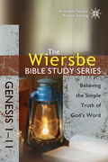 Genesis 1 -11, Wiersbe Bible Study, eBook