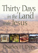 Thirty Days in the Land with Jesus (Sampler)