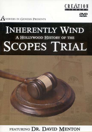 Inherently Wind: A Hollywood History of the Scopes Trial, DVD   -     By: Dr. David Menton