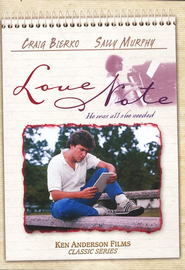 Love Note, DVD   -
