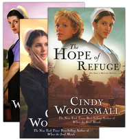 Ada's House Series, Volumes 1-3  -     By: Cindy Woodsmall