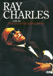 Ray Charles with the Jubilation Choir, DVD   -     By: Ray Charles