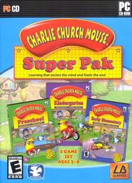 Charlie Church Mouse Super Pak   -