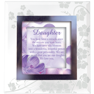 Daughter Glass Frame   -