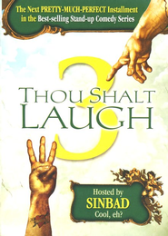 Thou Shalt Laugh 3, DVD   -