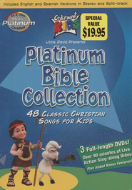 Platinum Bible Collection   -              By: Cedarmont Kids
