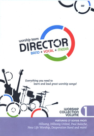 Worship Team Director: Worship Collection Volume 1 (Electric Guitars DVD)  -              By: Gateway Worship