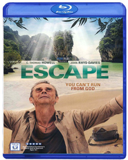 Escape, Blu-ray   -