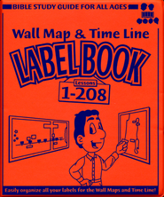 Label Book Vol. 1 with Labels for Lessons 1-52  -