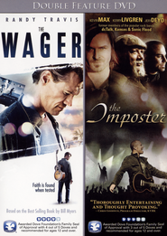 The Wager/The Imposter, Double Feature DVD   -