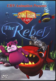The Storyteller Cafe: The Rebel, DVD    -