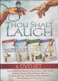 Thou Shalt Laugh DVD Box Set   -