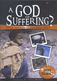 A God of Suffering?, DVD    -     By: Tommy Mitchell