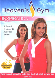 Heaven's Gym: Inspiration, DVD    -