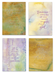 Embrace, Encouragement Cards, Box of 12   -     By: Babbie Mason