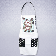 God Bless Y'All Apron  -