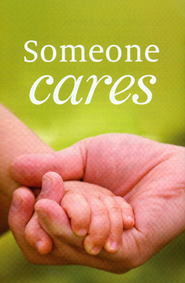 Someone Cares (Pack of 25)   -     By: James William Swain