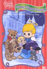 Precious Moments: Timmy's Special Delivery, DVD   -
