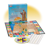 Ten Commandments Bible Game   -