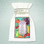 Fruit of the Spirit Kitchen Towel  -