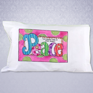 Let Peace Rule in Your Heart Pillowcase  -