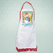 Spread Joy Snowman Apron  -