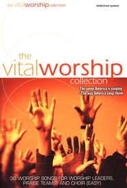 Vital Worship Collection Songbook   -