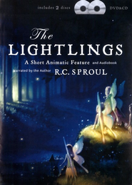 The Lightlings--DVD and CD   -     By: R.C. Sproul