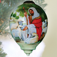 I Am With You, Ne'Qwa Art Ornament   -     By: Susan Winget
