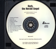 Hark, the Herald Angel (Split-Channel Accompaniment CD)   -