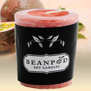 Passion Fruit Candle Votive  -