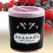 Wild Berries Candle Votive  -