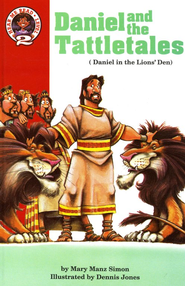 Daniel & the Tattletales Hear Me Read, Level 4  -     By: Dennis Jones