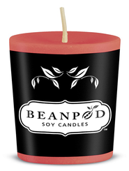 Crimson Berry Candle Votive  -