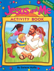 Jesus & Me Activity Book   -     By: Darlene Hoffa