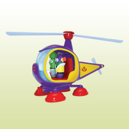 The Larry-Copter!   -