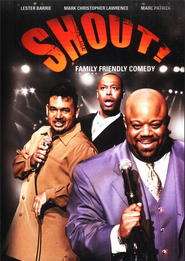 Shout! Family Friendly Comedy, DVD   -
