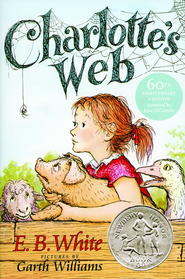 Charlotte's Web, Softcover   -     By: E.B. White     Illustrated By: Garth Williams