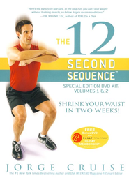 The 12-Second Sequence, Special Edition DVD Kit Volumes 1 & 2)  -     By: Jorge Cruise