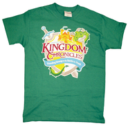 Kingdom Chronicles T-shirt Youth Large  -