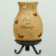 Comfort Candle, Count Your Blessings  -
