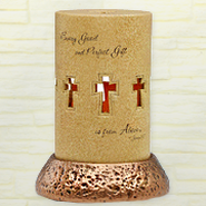 Comfort Candle, Every Good and Perfect Gift is from Above  -