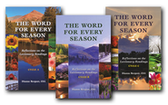 The Word for Every Season, 3 Volumes: Reflections on the Lectionary Readings (Cycles A, B & C)  -     By: Dianne Bergant