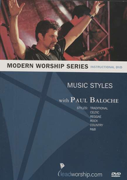 Music Styles DVD  -     By: Paul Baloche